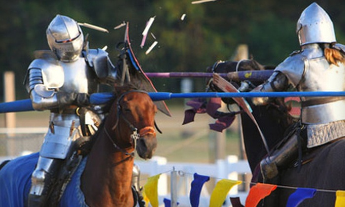 Connecticut Renaissance Faire - Hebron: Two Adult or Child Admissions to the Connecticut Renaissance Faire in Hebron on September 24–25