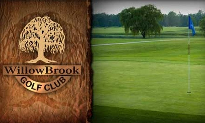 Willowbrook Golf Course - 7: $35 for 18 Holes of Golf for Two People, Plus a Cart, at WillowBrook Golf Club (Up to $80 Value)