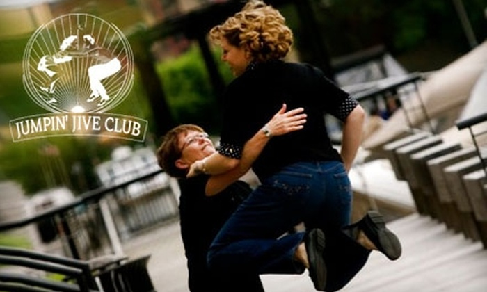 Jumpin' Jive Swing Dance Club - West Allis: $12 for Entry for Two to First Friday Swing Dance with Jumpin' Jive Swing Dance Club in West Allis ($24 Value)
