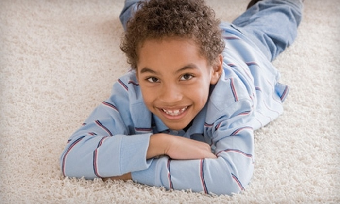 Taylored Restoration - Anchorage: $75 for a Three-Room Carpet Cleaning from Taylored Restoration (Up to $190 Value)