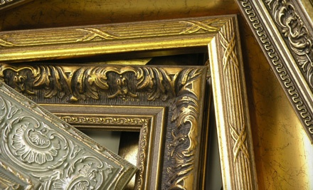 $75 Groupon Worth of Custom Framing - Creative Framing in Kingston