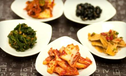 $20 Groupon to Korean Restaurant Sobahn - Korean Restaurant Sobahn in Overland Park