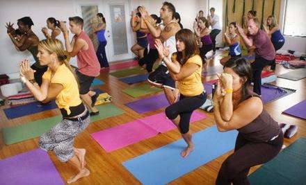 Omechaye: Choice of Any 5 Fitness or Yoga Classes - Omechaye in Hallandale