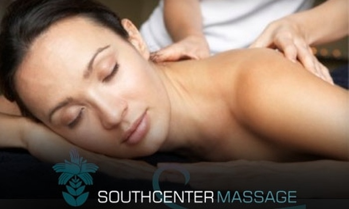 Southcenter Massage - Tukwila: $35 for a One-Hour Massage at Southcenter Massage in Tukwila