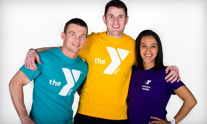 Greater Kansas City YMCA - Multiple Locations: Membership and Personal-Training Session at the Greater Kansas City YMCA. Two Options Available.