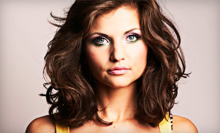Haircut, Wash, and Style (up to a $55 value) - Salon West in Santa Rosa