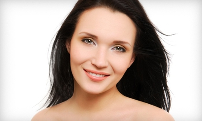 International Hair & Day Spa - Downtown Overland Park: $49 for a Microdermabrasion Face Treatment at International Hair & Day Spa in Overland Park ($100 Value)
