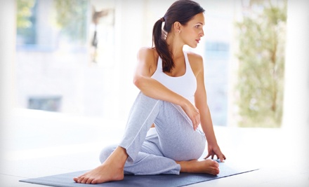 5 Class Pass (a $65 value) - One Heart Yoga in Fuquay Varina
