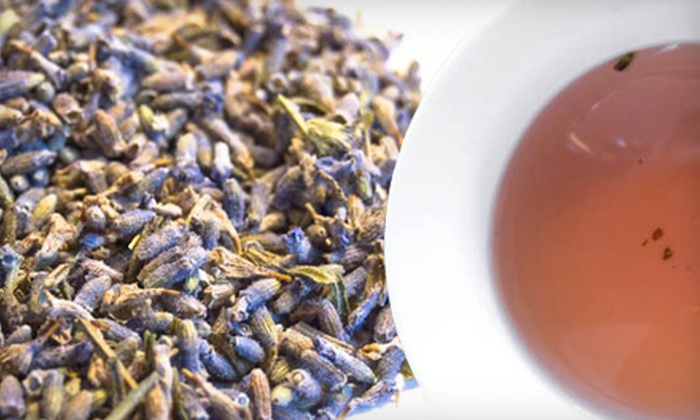 New Mexico Tea Company - Wells Park: $10 for $20 Worth of Bulk Loose-Leaf Tea at New Mexico Tea Company
