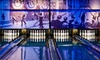 Pinstripes, Inc - Multiple Locations: $12 for $24 Worth of Bowling and Bocce or Sunday Brunch at Pinstripes
