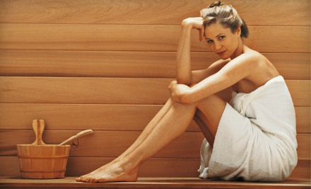 Three 30-Minute Far Infrared Sauna Sessions (a $90 value) - Wind n Willow Spa in Fair Oaks