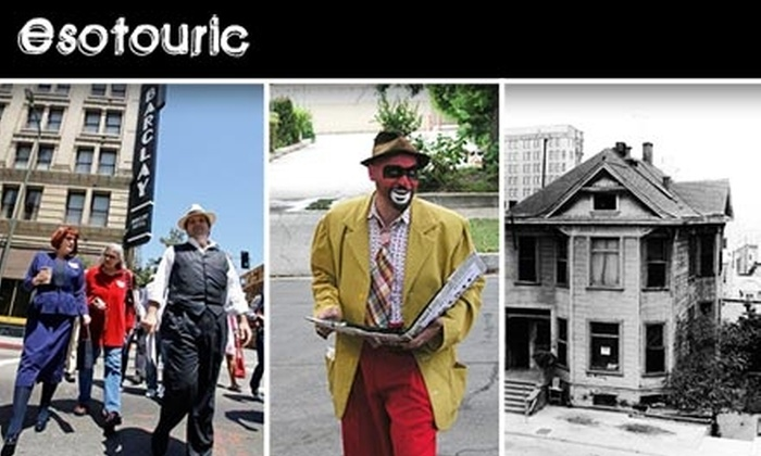 Esotouric  - Los Angeles: $58 for a Quirky Guided Bus Tour from Esotouric