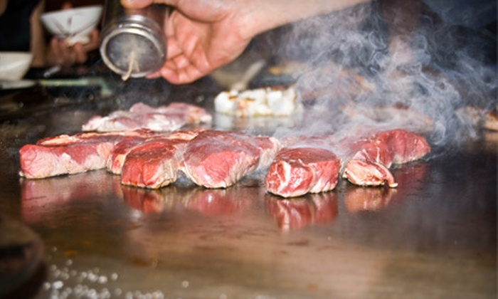 Tokyo Asian Bistro - Lee Heights: $20 for $40 Worth of Hibachi and Asian Fare at Tokyo Asian Bistro