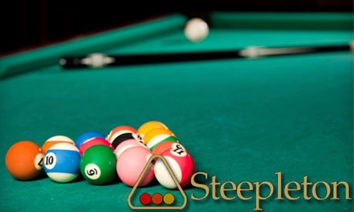 Steepleton - East Louisville: $69 for $250 Worth of Entertainment Furniture at Steepleton