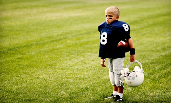 School of the Legends, LLC: $39 for One Year of Online Youth Football Training Courses with NFL Athletes from School of the Legends