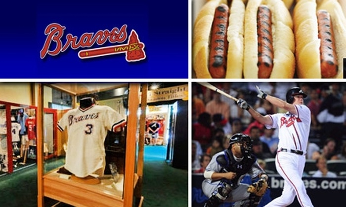 Turner Field Tours; Atlanta Braves - Summerhill: $25 for a Braves Ticket, Braves Hat, Ballpark Tour, Museum Admission, and $5 in Diamond Dollars