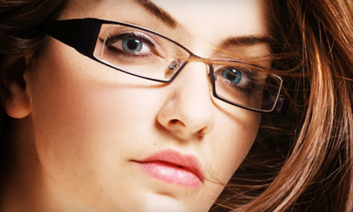 Southern Eye Center - Mid City South: Eyewear or Eye Exams and Eyewear at Southern Eye Center (Up to 77% Off)