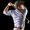 81% Off Indoor Golf Simulator Lesson