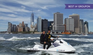 Empire City Water Sports: Jet Ski Tours and Rentals from Empire City Watersports (Up to 54% Off). 14 Options Available.