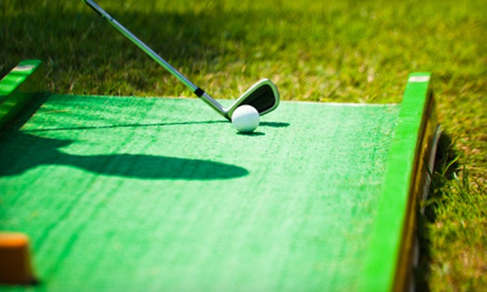 Putt-Putt Golf & Games - Farragut: Golf-and-Games Outing for Two with $15 for Putt-Putt Golf, Ice Cream, and Arcade Games at Putt-Putt Golf & Games ($30 Value)