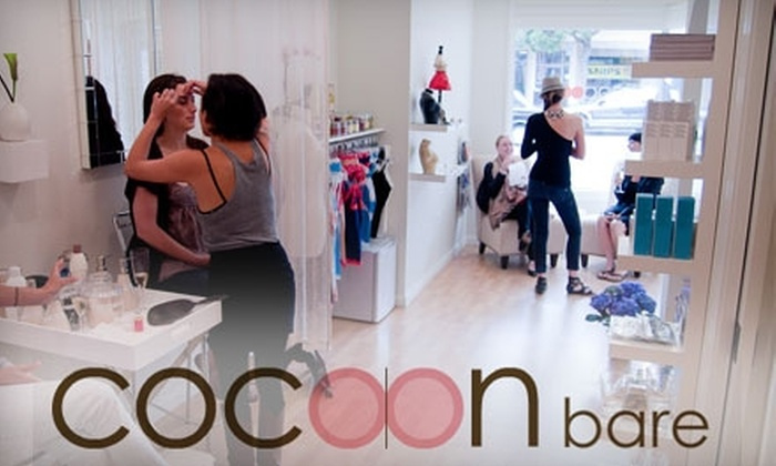 Cocoon Bare - Rockridge: $20 for $40 Worth of Waxing, Threading, and Tanning at Cocoon Bare in Oakland