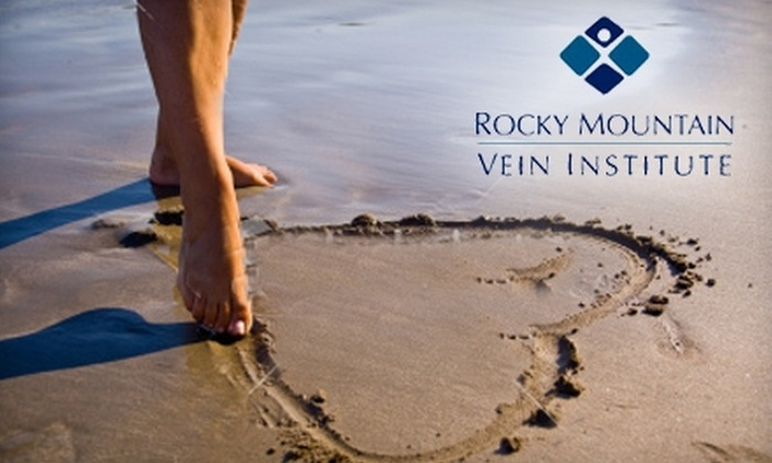 Rocky Mountain Vein Institute - Multiple Locations: $99 for One Sclerotherapy Spider-Vein Treatment at Rocky Mountain Vein Institute