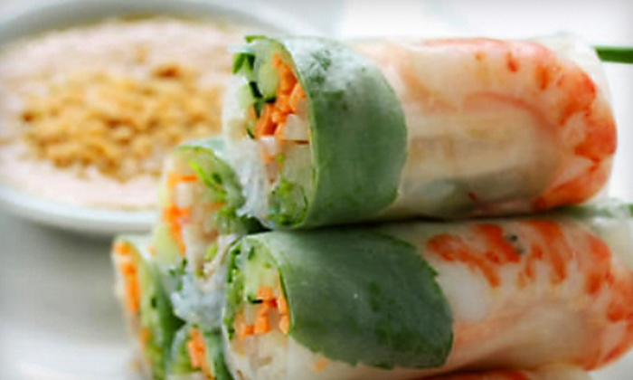Twilight Cafe - Shenandoah: $10 for $20 Worth of Vietnamese Fare and Drinks at Twilight Cafe