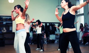 Platinum Dance Academy: 10 or 20 Zumba Classes at Platinum Dance Academy (Up to 53% Off)