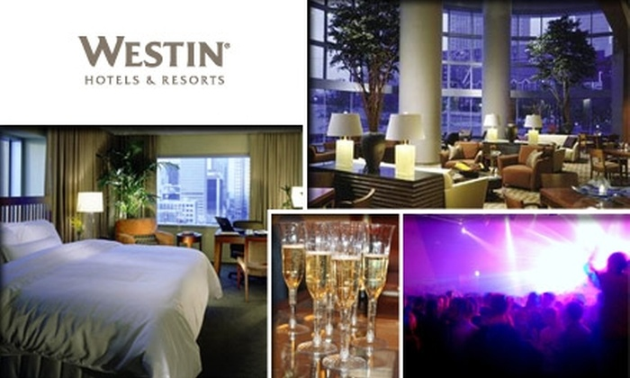 The Westin Charlotte  - Second Ward: $149 for a New Year's Eve Party Package for Two at The Westin Charlotte ($299 Value)