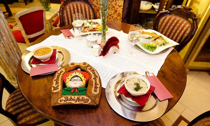Kuchnia Staropolska U Babci Maliny Do 43 Krakow Groupon