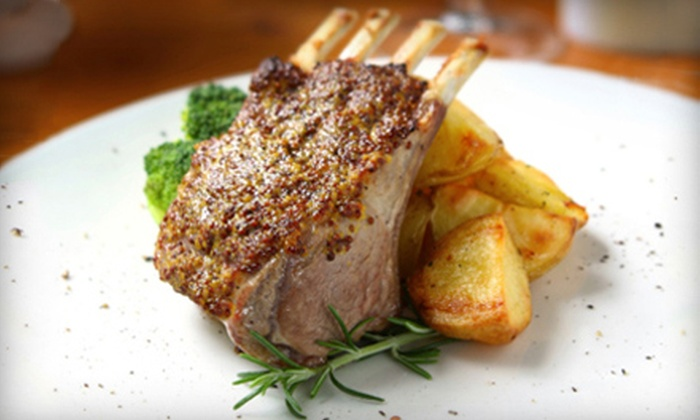 Sleepy Sheep Ranch: Organic, Grass-Fed Lamb Meat from Sleepy Sheep Ranch (Up to 56% Off). Two Options Available.