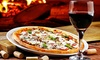 Da Maria - Bournemouth: Pizza, Calzone or Pasta with a Glass of Wine for Two or Four at Da Maria (Up tp 54% Off)
