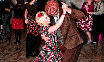 image for Five Swing Dancing Classes for One or Two at Swingsters (Up to 66% Off)