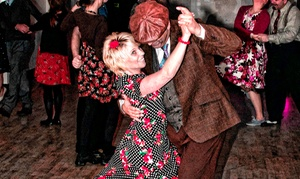 Swingsters: Five Swing Dancing Classes for One or Two at Swingsters (Up to 66% Off)