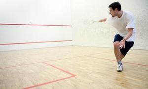 Centrum Formy: Godzinna gra w squash od 20 zł w Centrum Formy w Dąbrowie Górniczej