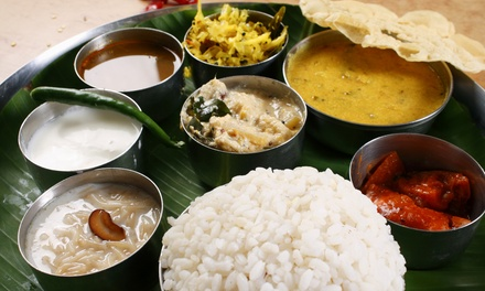 $12 for $20 Worth of Himalayan Cuisine at Taste of the Himalayas