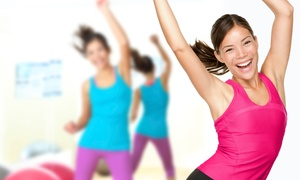 Zumba with Mary Kay: $25 for 10 Zumba Classes at Zumba with Mary Kay ($50 Value)