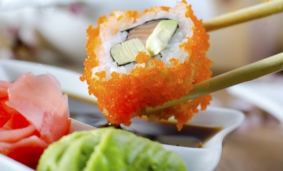 5% Cash Back at Mr <strong>Sushi</strong> All You Can Eat