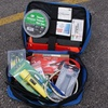 63-Piece Groupon Exclusive Emergency Automotive Kit plus First Aid