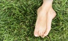 Up to 74% Off Toenail-Fungus Removal
