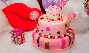MTPLUS: Curso de elaboración de tartas fondant para uno o dos desde 24,90 €