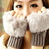 Fingerless Fashion Gloves