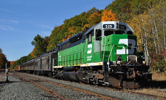 Osceola & St. Croix Valley Railway - Osceola: 90-Minute Historical Train Ride for Four or Eight on the Osceola & St. Croix Valley Railway (Up to 57% Off)