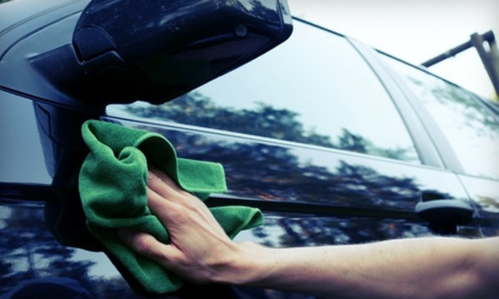 Royal Shine Mobile Detailing - Otay Ranch: Detailing Package for Sedan or Truck from Royal Shine Auto Detailing (Up to 86% Off)