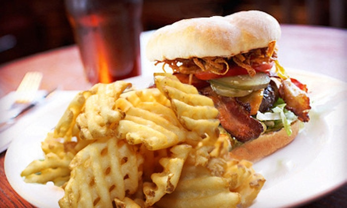 Sono Brewhouse - South Norwalk: Pub Food and Drinks at Sono Brewhouse (Up to 58% Off). Two Options Available.