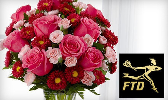 FTD: $15 for $30 Worth of Flowers and Gifts from FTD