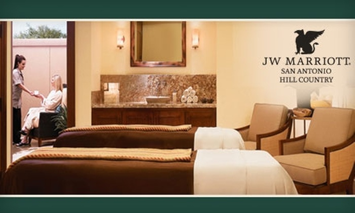 Lantana Spa - Far West Side: $60 for $125 Worth of Services at Lantana Spa in the JW Marriott Resort