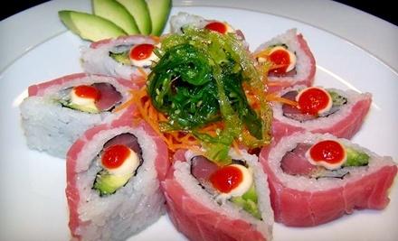 $30 Groupon to Fuji Yama Sushi & Thai Cuisine - Fuji Yama Sushi & Thai Cuisine in Seminole
