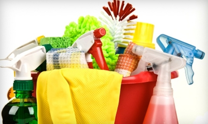 """The """"Mini Maid"""" Group - Downtown: $60 for Two Hours of House-Cleaning Services from The """"Mini Maid"""" Group"""