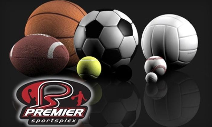 Premier Sportsplex - Lubbock: $20 for a 30-Day Membership, Plus One Personal-Training Session, to Premier Sportsplex ($39 Value)